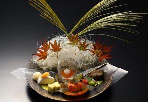 【秋のお献立】旬菜